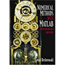 Numerical Methods with MATLAB : Implementations and Applications