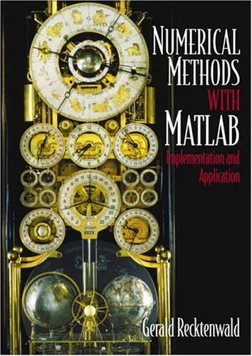 Numerical Methods with MATLAB : Implementations and...