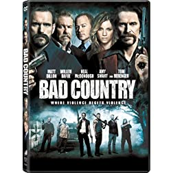 Bad Country (+UltraViolet Digital Copy)