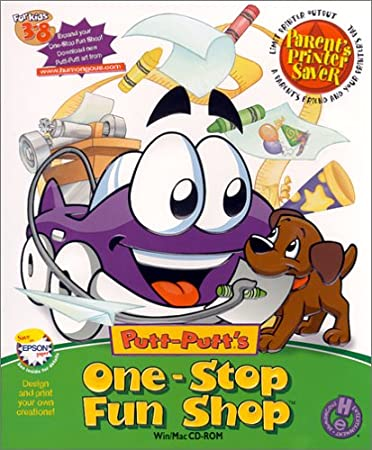 Putt Putt One-Stop Fun Shop