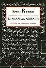L'Islam et la science par Renan