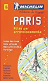 Michelin Paris Pocket Atlas (by Arrondissements) Map No. 16 (2060016010) by Michelin Travel Publications