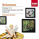 Schumann : Fantasy in C/Faschingsschwank aus Wien/Papillons