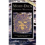 Moby-Dick (Second Edition)  (Norton Critical Editions) ~ Herman Melville