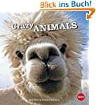 Crazy Animals Postkartenkalender 2015