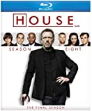 House: The Complete Eighth Season [Blu-ray]