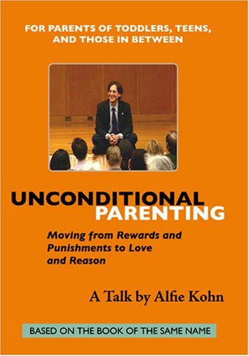 Cover art for  Unconditional Parenting