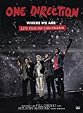DVD Cover 'Where We Are: Live From San Siro Stadium