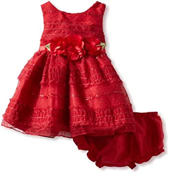 Amazon.com: Sweet Heart Rose Baby Girls' Sleeveless
