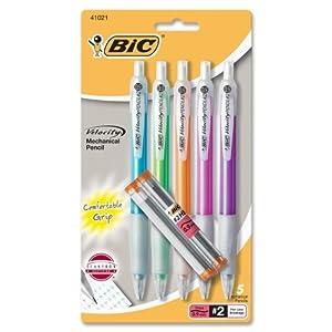 Amazon.com : Wholesale CASE of 25 - Bic Velocity Mechanical Pencils