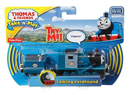 Fisher-Price Thomas The Train Take-N-Play Talking Ferdinand - 1