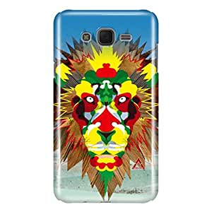 a AND b Designer Printed Mobile Back Cover / Back Case For Samsung Galaxy J7 (SG_J7_3D_3490)