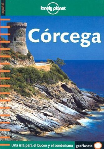 Lonely Planet Corcega (Spanish Edition)
