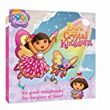 Nick 8x8 Value Pack #1: Dora Loves Boots; Dora Saves Crystal Kingdom; Show Me Your Smile!; Dora Saves the Snow Princess; Say