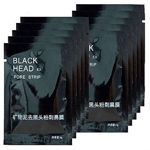 Black Head Peel Off Maske (10 Stück)