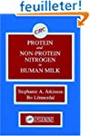 Proteins and Non-protein Nitrogen in...
