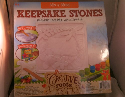 Mix 'n Mold Keepsake Stones