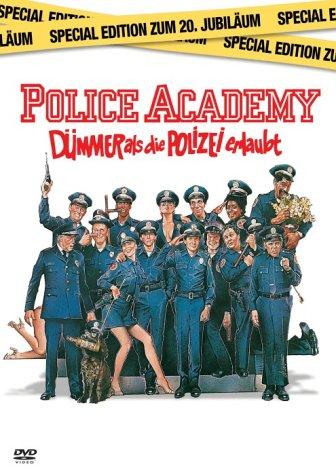 Police Academy - Dümmer als die Polizei erlaubt [Special Edition]