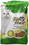 Fancy Feast Gourmet Dry Cat Food, Ocean Fish and Salmon, 7-Pound Bag, Pack of 1