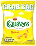 Walkers Quavers Cheese Maxi 34 g (Pack of 30)
