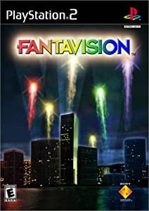 P2 FANTAVISION - PlayStation 2