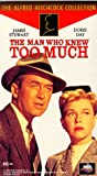 The Man Who Knew Too Much [VHS]