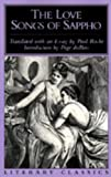 img - for The Love Songs of Sappho (Literary Classics) book / textbook / text book