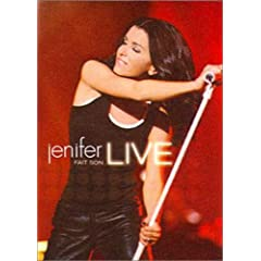 Jenifer fait son live - DVD