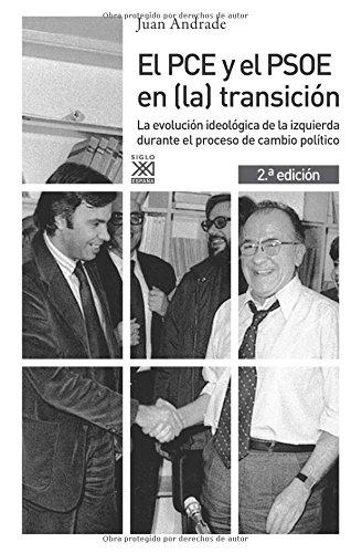El PCE y el PSOE en (la) transición. La evolución ideológica de la izquierda durante el proceso de cambio político (Siglo XXI de España General)
