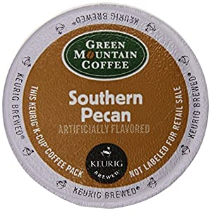 Green Mountain Coffee Southern Pecan, K-Cup for Keurig Brewers by Green Mountain Coffee