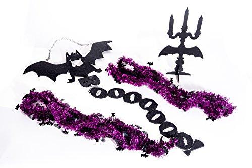 Bat D (Decorating Doors For Halloween)