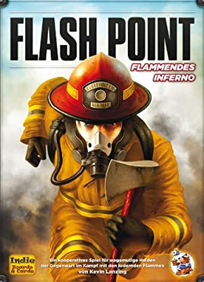 Heidelberger HE444SEP12 - Flash Point, Flammendes Inferno