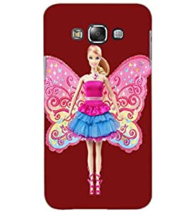 SAMSUNG GALAXY GRAND MAX ANGEL GIRL Back Cover by PRINTSWAG