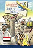 Simon and Barklee in Egypt