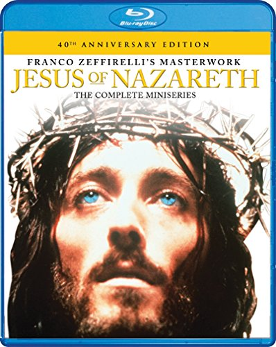 Jesus Of Nazareth: The Complete Miniseries (40th Anniversary Edition) [Blu-ray]