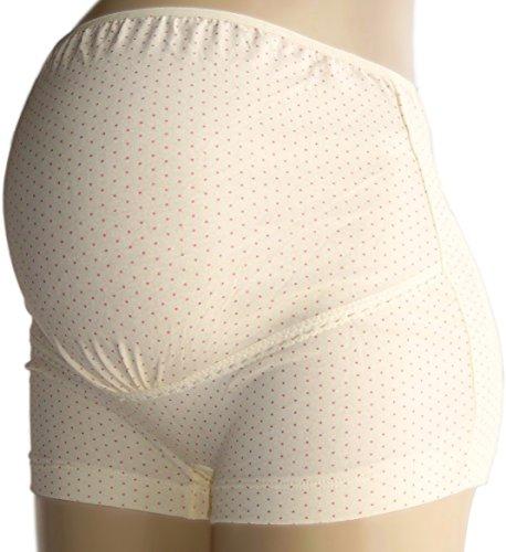 Soft Cotton Maternity Boxer Panty