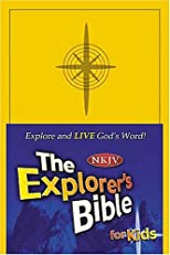 The Explorer's Bible For Kids (New King James Version)