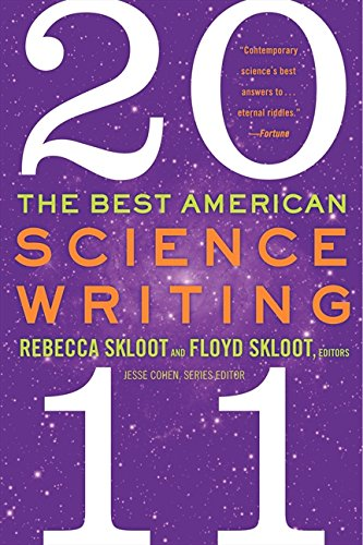 Image of The Best American Science Writing 2011