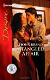 A Tangled Affair (Harlequin Desire)
