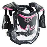 FOX R3 WOMENS ROOST DEFLECTOR BLACK/PINK 85150+ LB/5'25'11