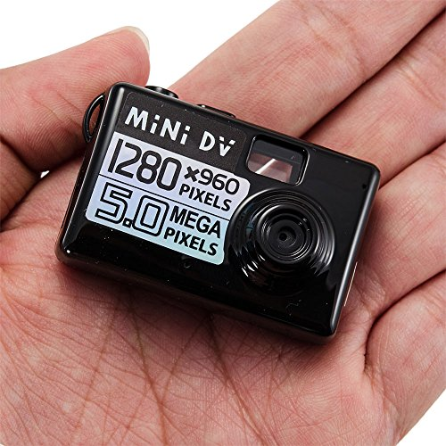 Buy Discount iMeshbean® HD World's Smallest Mini Spy Hidden Camera Nanny DVR Recorder USA