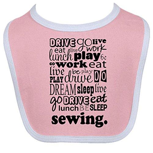 Sew Baby Bib front-691420