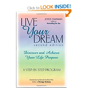 Live Your Dream: Second Edition Joyce Chapman