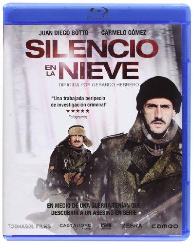 Silencio En La Nieve [Blu-ray]