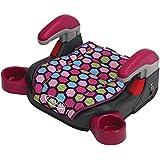 Graco NoBack TurboBooster Colorz Delaney Car Seat, Pink/Fuschia/Black