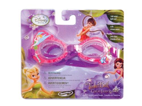 Swimways Disney Swim Goggles - Fairies - 1