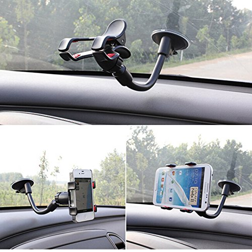 BRILA® easy-to-use universal car mount for smartphones,