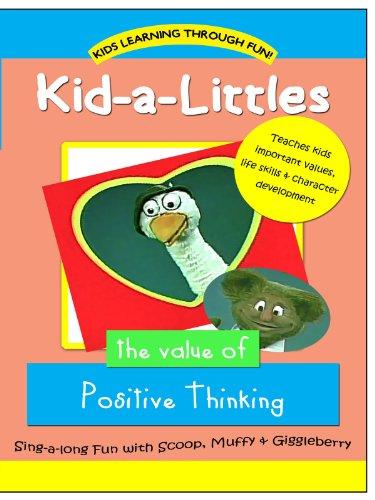 Kid-a-Littles: Positive Thinking