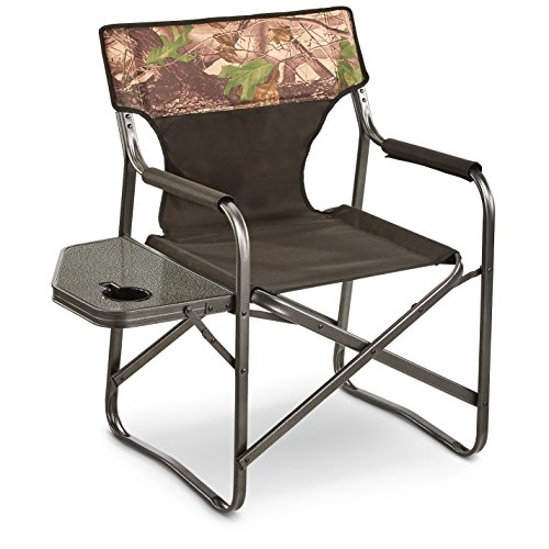 Oversized 500-lb. Camo Chair for Big People