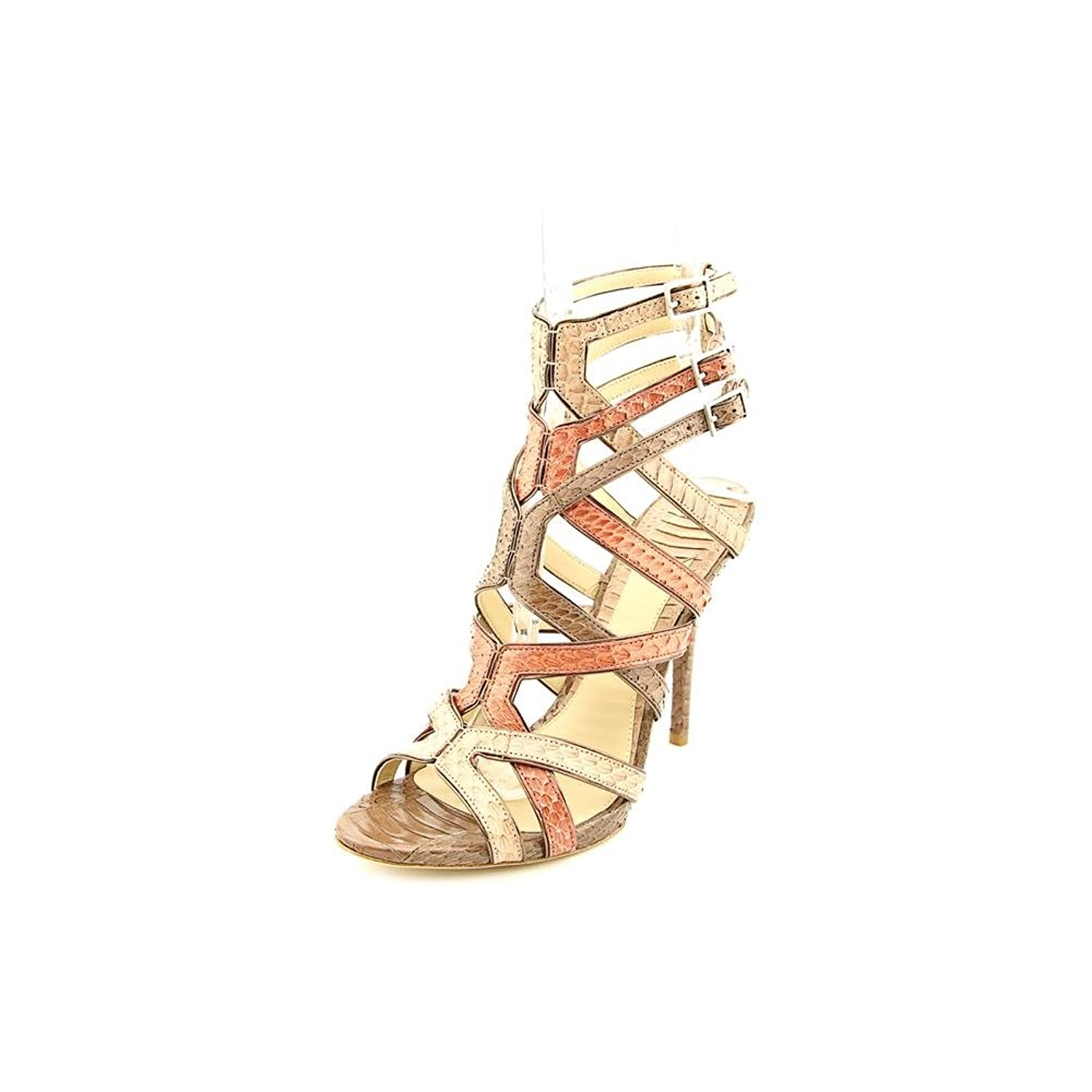 Brian Atwood Carbinia Womens Dress Sandals Shoes цены онлайн